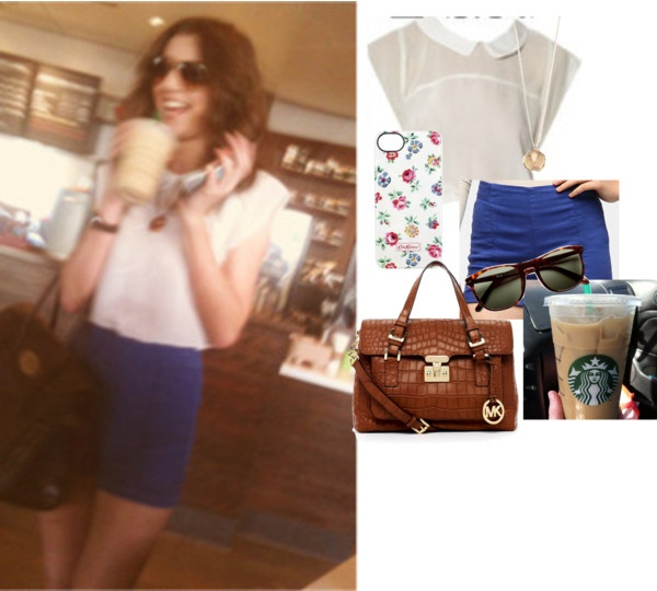"""""""eleanor calder style"""" by ines-tomlinson ❤ liked on Polyvore"""