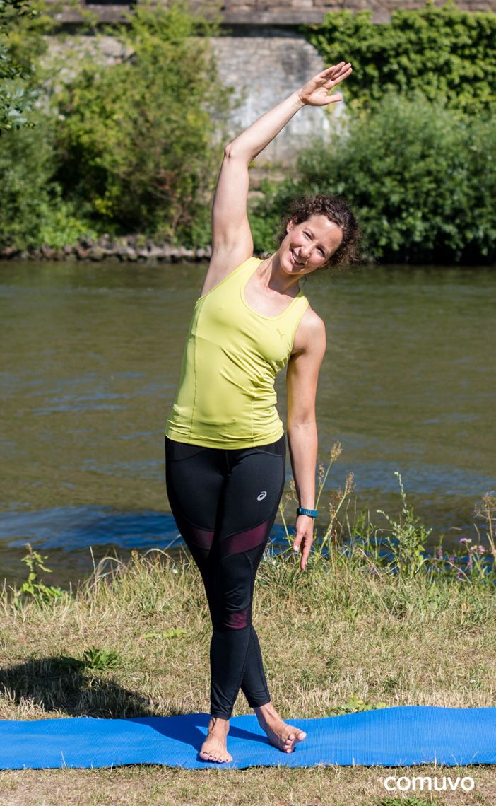 Faszientraining- 6 Übungen für zuhause #fitness #faszien #training | comuvo Blog