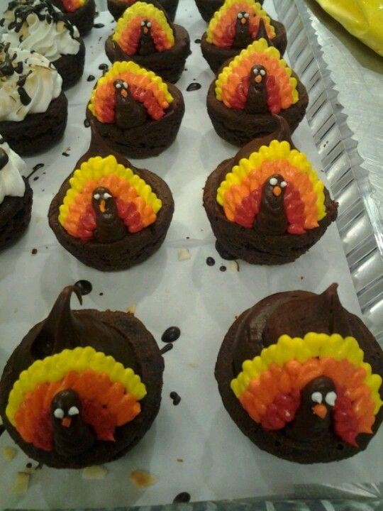 brownie bites | Cake Decorating | Pinterest | Brownie Cake, Brownie ...