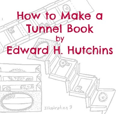 How to Make a Tunnel Book by Edward H. Hutchins.   I always thought this would be fun to make with some landscape photographs.