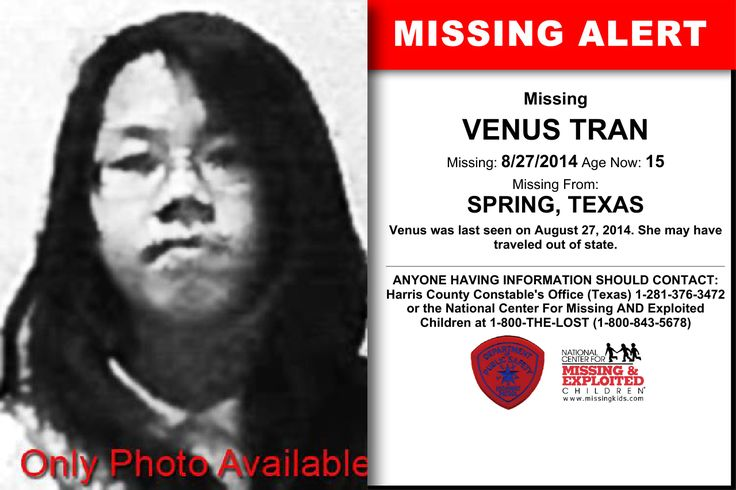 Find a missing person.