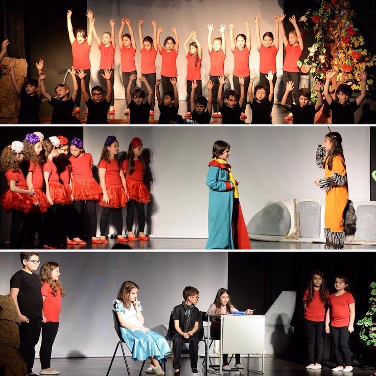 Şahinkayalı 3. sınıf öğrencileri, klasik bir eser olan, 7'den 70'e herkesin çok sevdiği hayal kahramanı 'Küçük Prens'in hikayesini sahneye taşıdı.  #sahinkaya #tiyatro #gösteri #küçükprens #art #sanat http://turkrazzi.com/ipost/1517441371245660344/?code=BUPCOMslEi4
