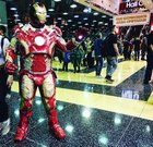 [Self] a little late but heres my Mark 43 Ironman suit I wore to Wizard World Chicago last month