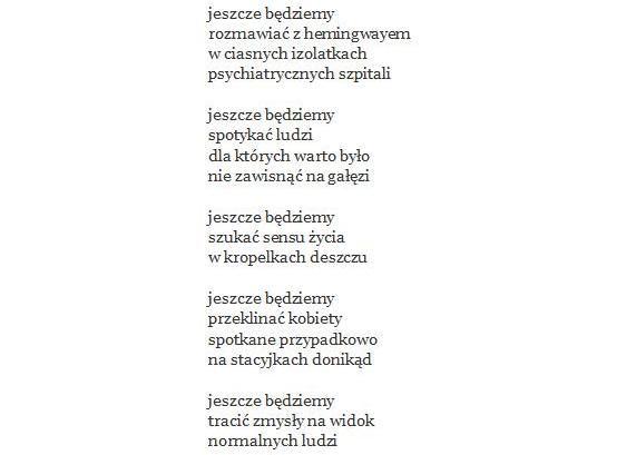 Jaroław Borszewicz - Bywanie