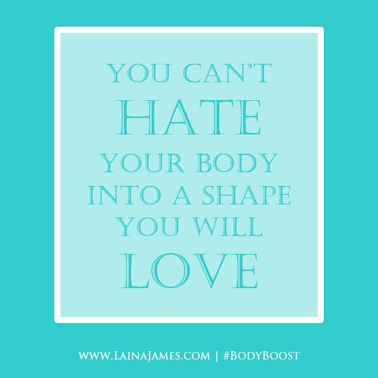 quotes about hating your body - photo #21