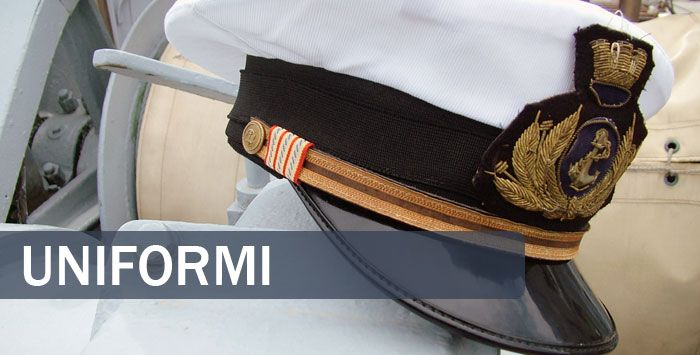 Le nostre Uniformi - Marina Militare