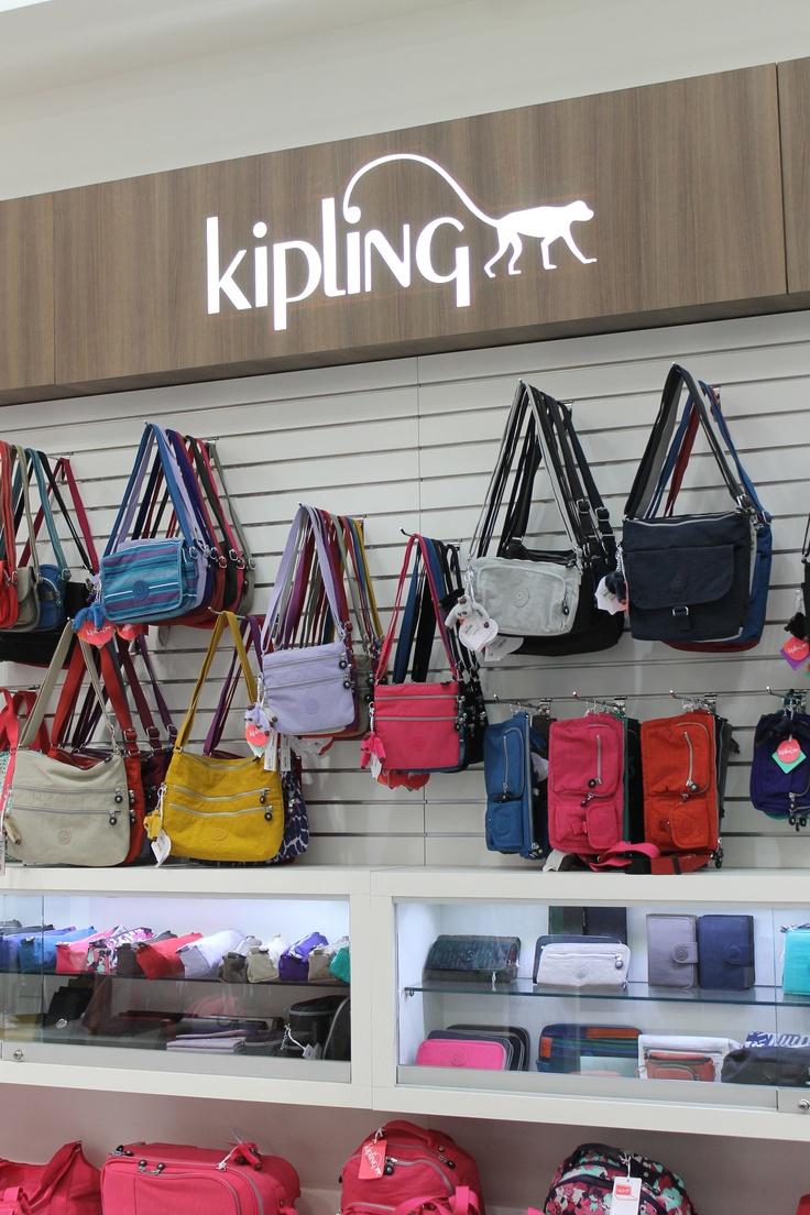 De todos los colores, tamaños y formas. Así de divertido es Kipling.