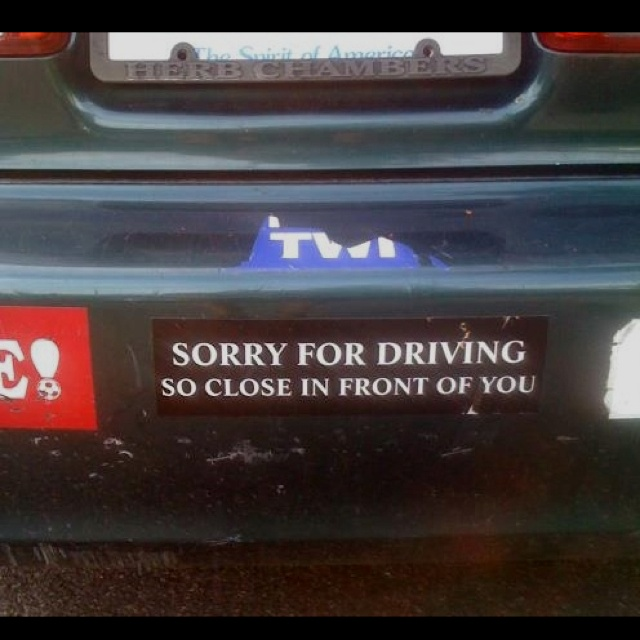 Best Bumper Stickers Images On Pinterest Bumper Stickers Car - Car decals and bumper stickers