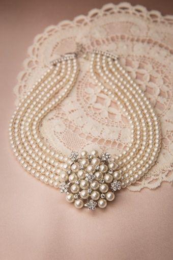 Lovett & Co 77 5557 20131002 0016 necklace ketting parel look pearl look