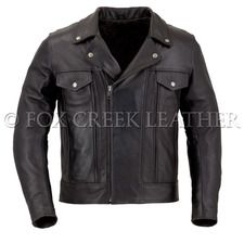 Our newest motorcycle jacket the Drifter!