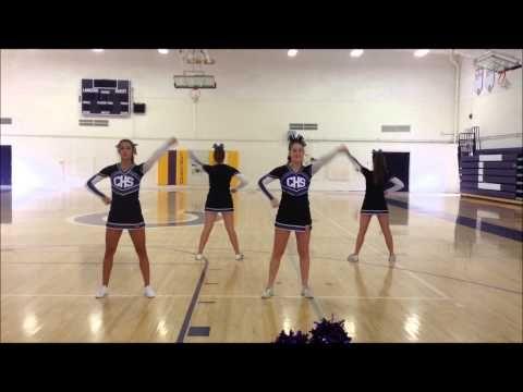 2014 Carlsbad High School Sideline Cheers - YouTube