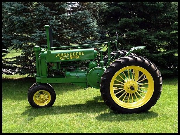 1934 John Deere A  #MecumGF