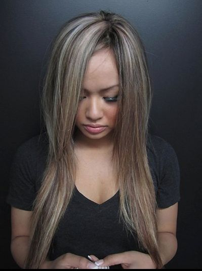 Ash Brown Lowlights And Ash Blonde Highlights Google