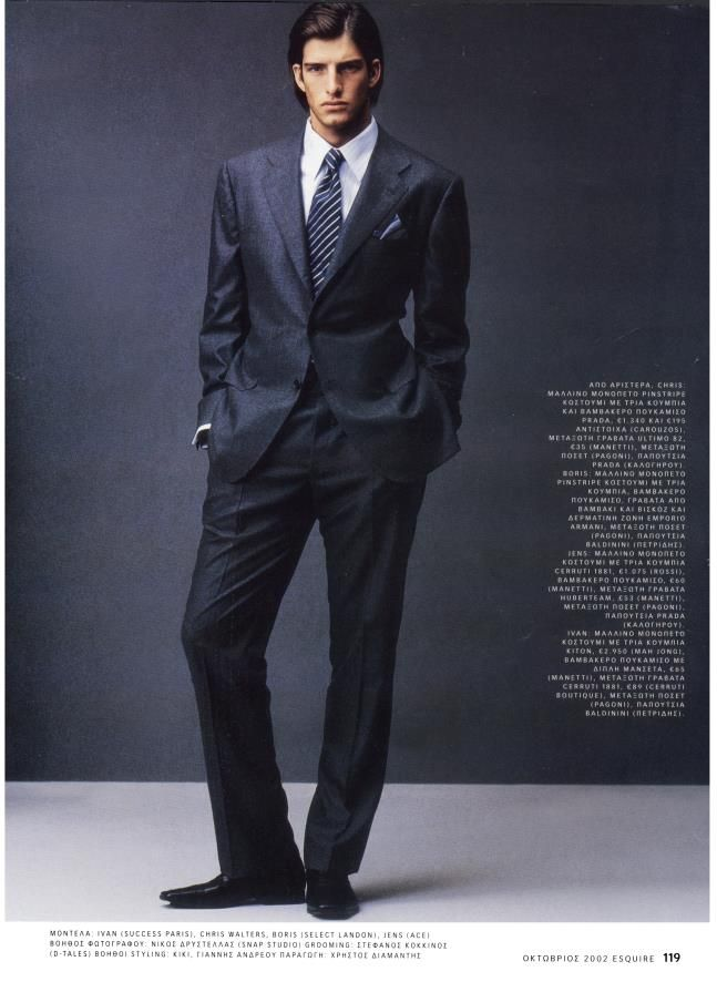 Ivan de Pineda | IMG Models