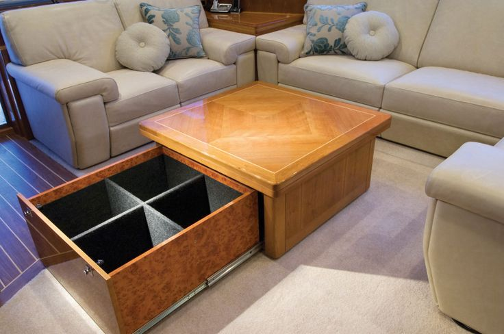 Saloon Storage Coffee Table