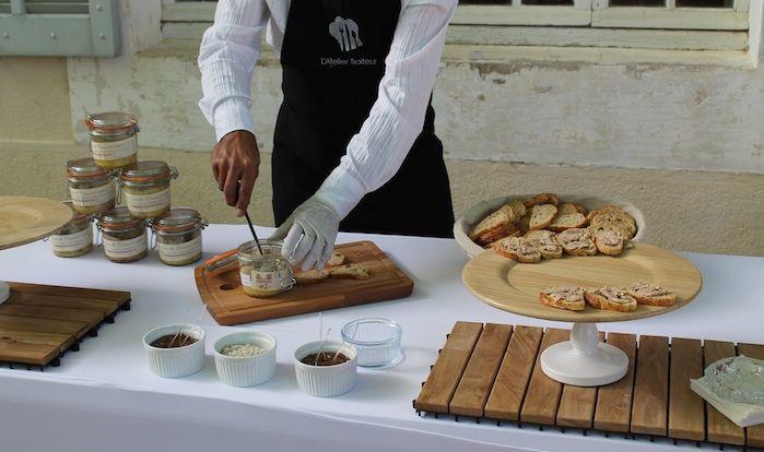 animation ardoise fromage traiteur marseille