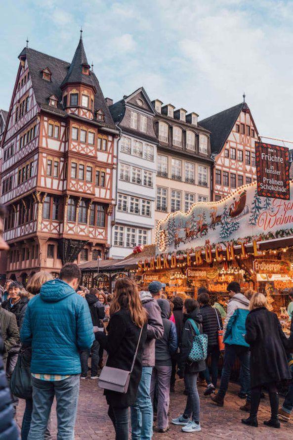 Frankfurt Christmas Market 2020 Guide Where To Go What To Eat More Frankfurt Germany Christmas Christmas In Germany Christmas Markets Germany
