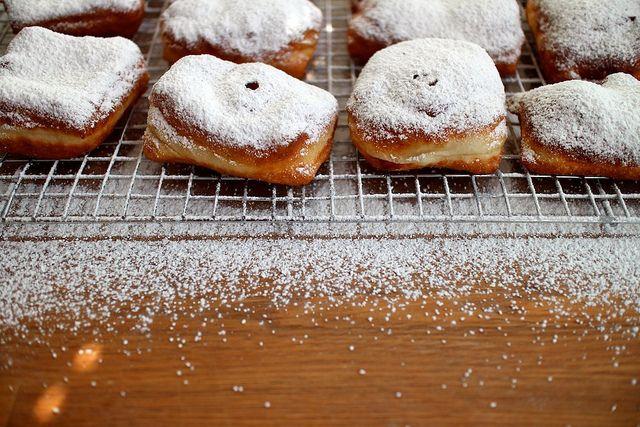 Buttermilk Beignets by joy the baker | Yum-Dessert ...