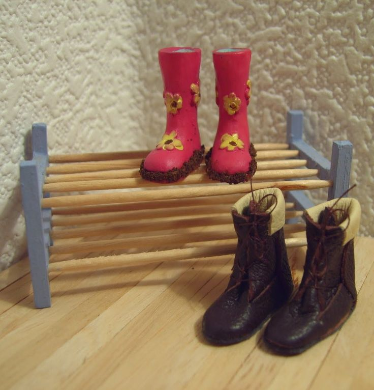 how to: shoe rack