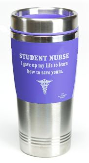 Totally getting this for my sister when she gets into the nursing program. So true!