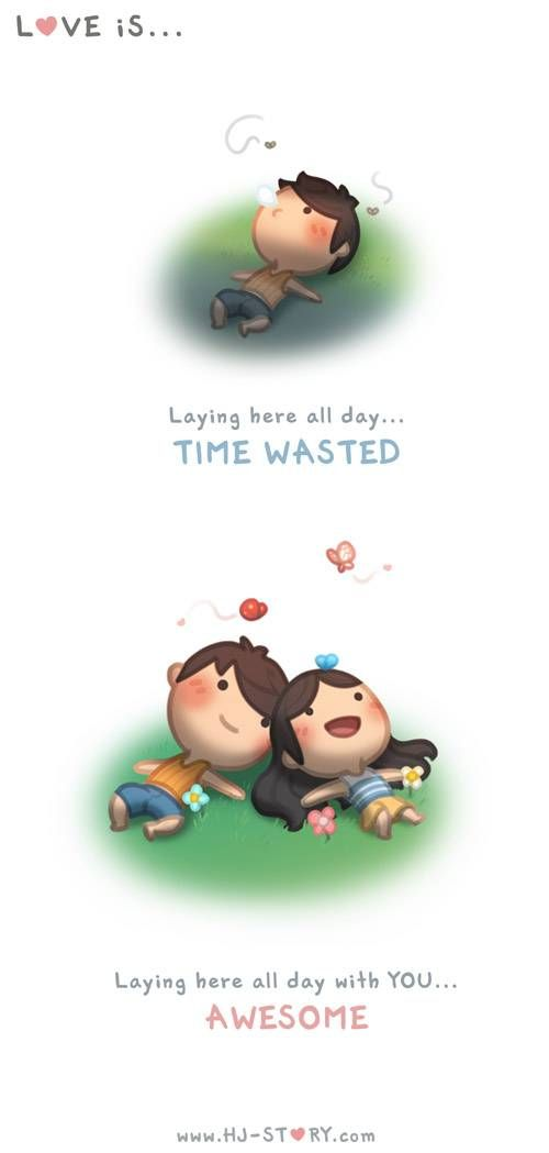 HJ-Story :: Love is... With You | Tapastic - image 1