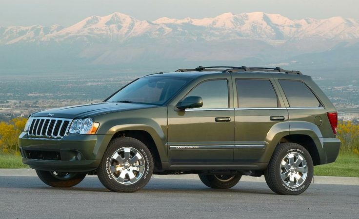 jeep grand cherokee 2008 | 2008 Jeep Grand Cherokee photo
