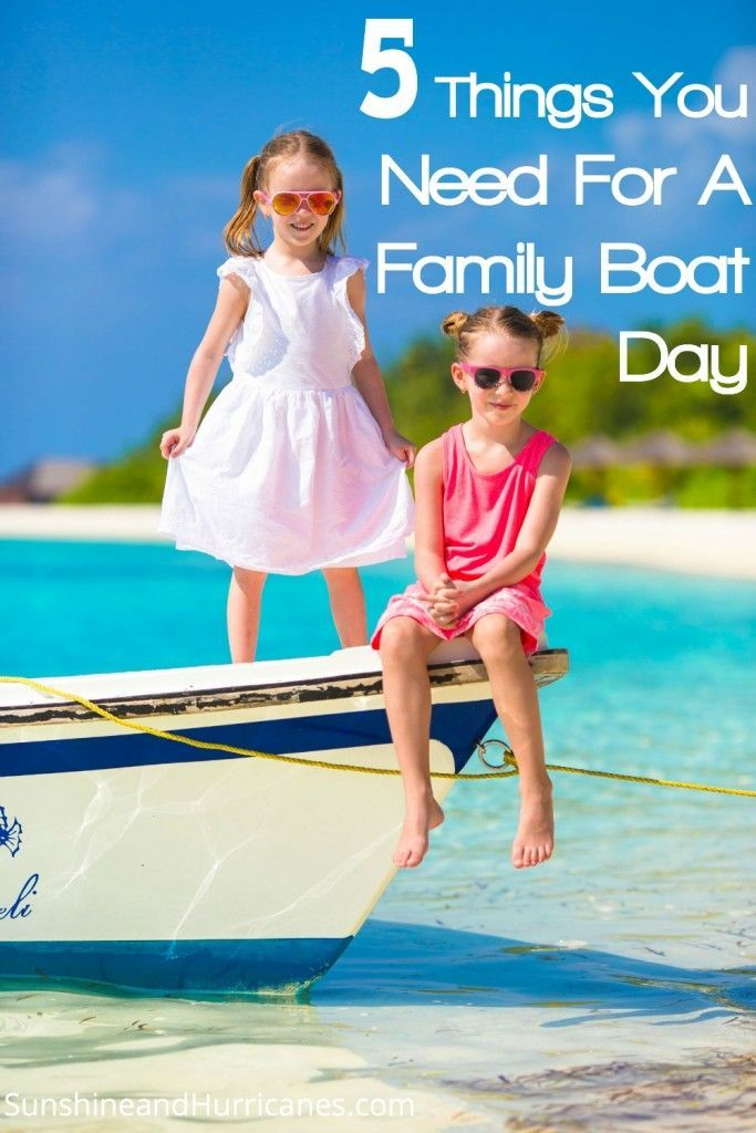 Ready for a day of sun, fun, and adventure on the water? If you're bringing the kids, you'll definitely want to check out these 5 essentials that no day on the boat is complete without! Whether it's the lake or sea, sailing or power boating, this will make it easier, less stressful, and more FUN! 5 Things To Pack For A Family Boat Day