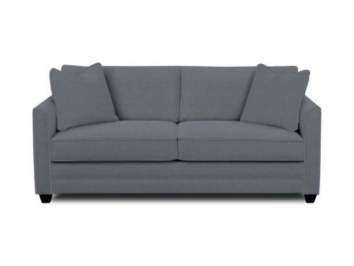 Showcasing Tapered Arms, This Contemporary Sleeper Sofa Adds A Sleek Touch  To Your Living Room Or Home Library.