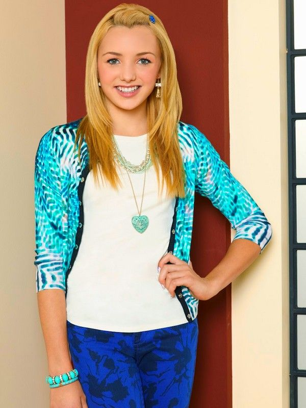 Peyton List a.k.a. Emma Ross