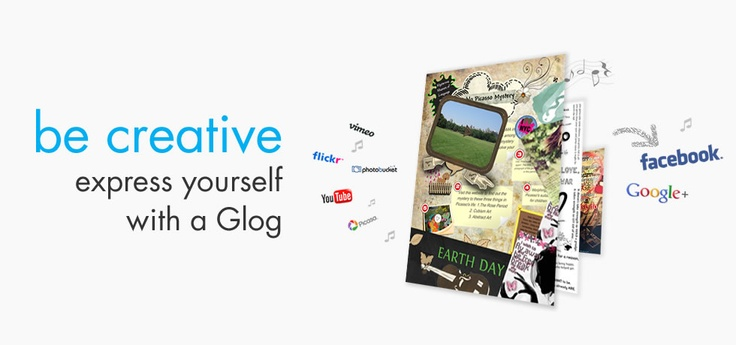 With Glogster your students can make and share attractive online multimedia poster. How about presenting your project by means of Glogster instead of boring PowerPoint!