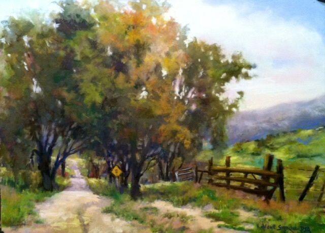 LaVone Sterling - Portfolio of Works: Pastel Landscapes ...