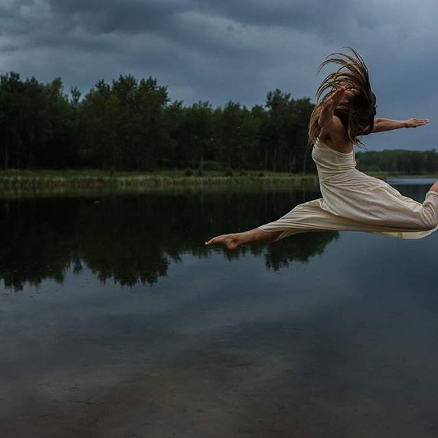 """Fate whispers to the warrior, """"You cannot withstand the storm."""" The warrior whispers back, """"I am the storm."""" . www.hobbsphotography.ca #storm#dancephotography#waterphotography#beautyphotography#fineartphotography"""