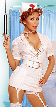 Christina Aguilera As A Sexy Nurse Halloween R S Who R U Pinterest Sexy Nurses And