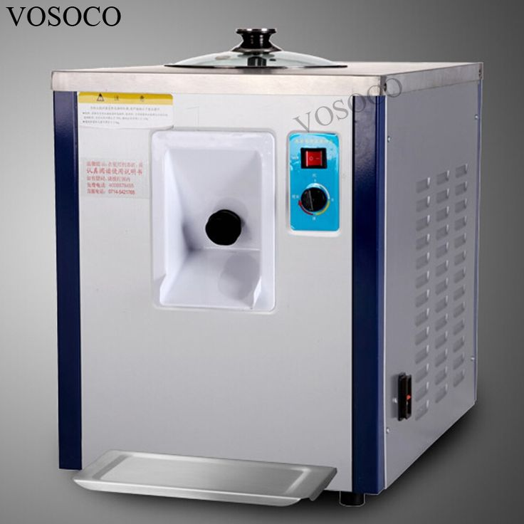 1613.10$  Watch here - http://ali5dn.worldwells.pw/go.php?t=32790815572 - VOSOCO Commercial ice cream machine Hard Scoop ice cream machine 930W Stainless steel ice cream machine 11L/h Ice cream maker