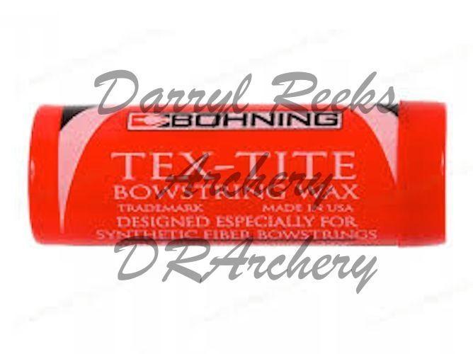 Bohning Tex-Tite Bowstring Wax , Bow Wax, Textite Archery wax, String Wax