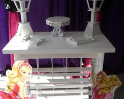 Decoração Barbie Sapatilhas Mágicas