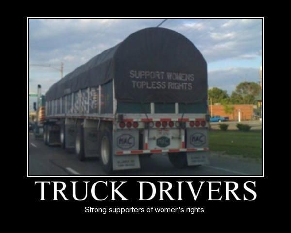 Motivational Quotes For Truck Drivers. QuotesGram
