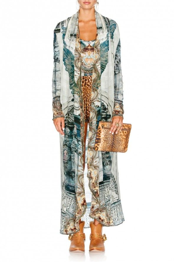 WINGS OF THE CITY _ http://www.camilla.com.au/shop/wings-of-the-city-long-casual-jacket-w--pockets.html