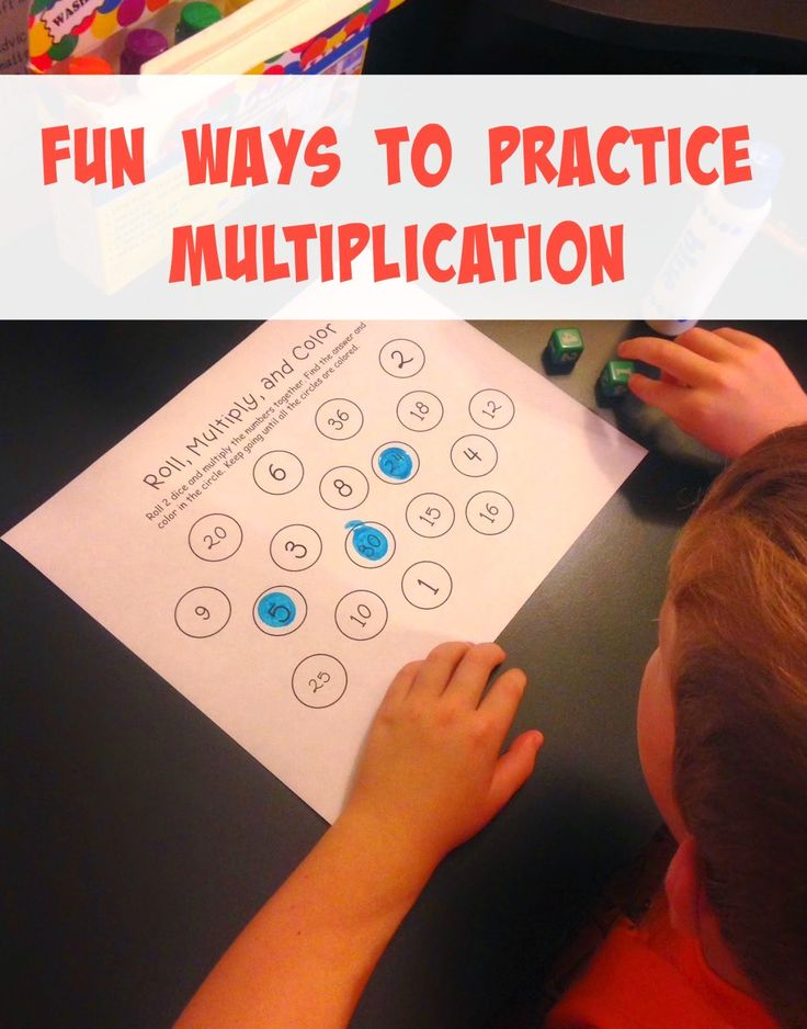 Kids have to learn their multiplication tables, so why not make it fun? This post has 11 great ideas to make the process as painless as possible!