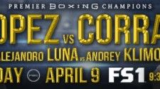 Josesito Lopez Scores Unanimous Decision Against Saul Corral In The Main Event Of Premier Boxing Champions