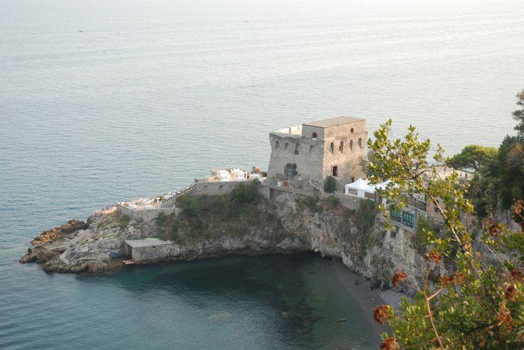 torre la cerniola, tower erchie, amalfi coast