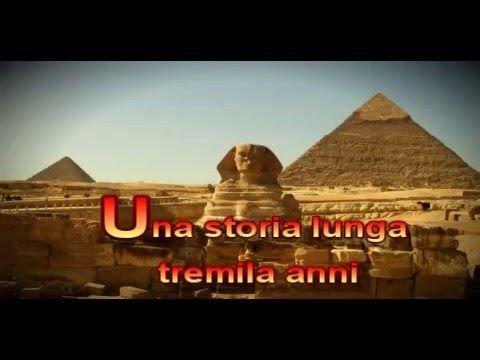 Gli Egizi Una storia lunga tremila anni