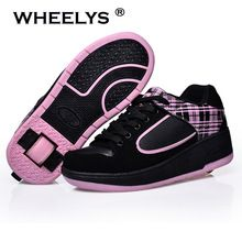 2016 Breathable Heelys wheelys Children Shoes with Wheels Ultra-Light Girls Boys Roller Skates Kids Sneakers tenis infantil Pink Tag a friend who would love this! FREE Shipping Worldwide #BabyandMother #BabyClothing #BabyCare #BabyAccessories Get it here ---> http://www.alikidsstore.com/products/2016-breathable-heelys-wheelys-children-shoes-with-wheels-ultra-light-girls-boys-roller-skates-kids-sneakers-tenis-infantil-pink/