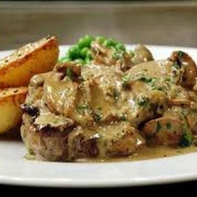 Gordon Ramsay's Steak Diane