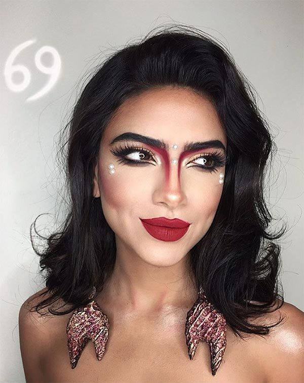 Makeup Looks for Every Zodiac Sign: Cancer  #makeup #beauty