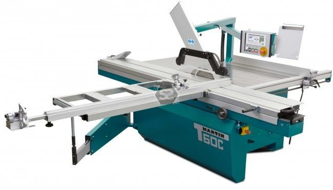 Martin T60C Sliding Table Panel Saw at Scott+Sargeant Woodworking Machinery / UK