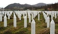 Srebrenica massacre memorial gravestones 2009 1.jpg