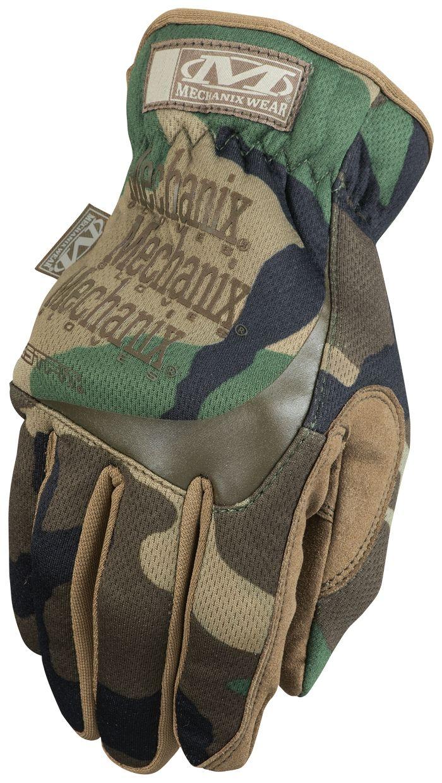 Handschuhe MECHANIX WEAR Fastfit Woodland | S