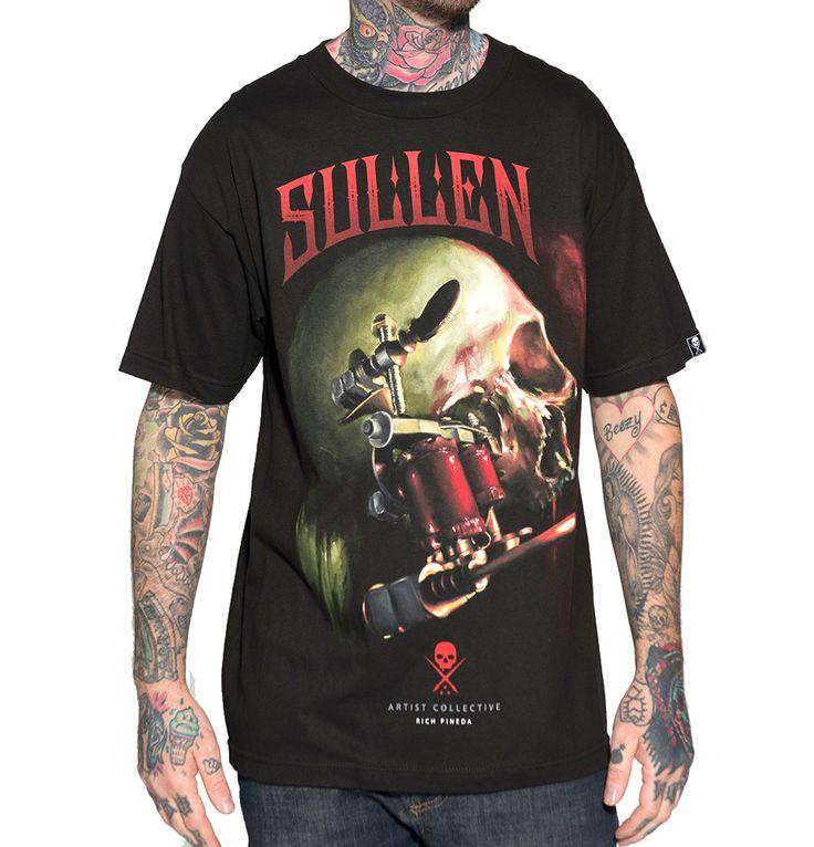 Pánske tričko Sullen - Richiebon