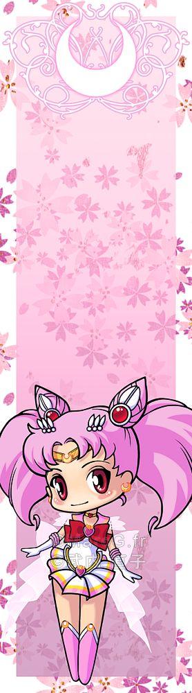 Sailor Chibi Moon bookmark by Marc-G.deviantart.com on @deviantART